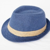 fedora-hesianblue-kids-54cm -3 in stock