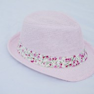 fedora-pink-kids-54cm-5 in stock